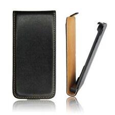 Estuche Funda Funda Tipo Piel Negro Tipo Libro Optimus LG (E460) L5 Ll 2