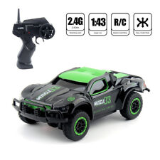 1:43 Electric Mini RC Cars Collection Remote Control Toys Radio Controlled Truck