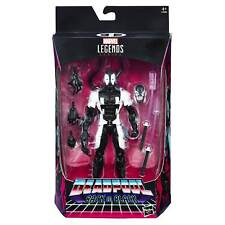"100% Hasbro Marvel Legends 6"" Action Figure Back in Black Deadpool NEW DE"