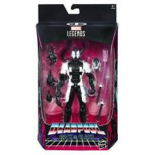Marvel Legends Deadpool schwarz Figur Hasbro 2017