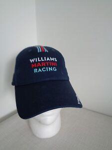 BNWT Hackett Navy Williams Martini Racing Sport Cap Hat one size Gift Idea!!