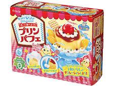kracie popin cookin happy kitchen Japanese candy making kit Pudding parfait