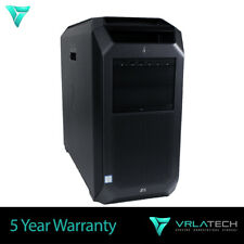 HP Z8 G4 Workstation 64GB RAM 2x Gold 6154 3x 4TB & 1x 512GB P6000