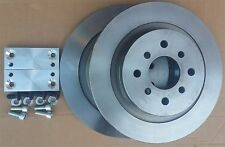 280mm Plain REAR Big Brake Kit for ALL MGF & MG TF ideal for cars with 304mm Fts