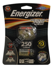 Energizer Vision HD+ FOCUS LED Headlight & AAA Batteries (250 Lumens)[HEAD250]
