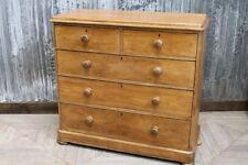 Pine Original Dutch/Flemish Antique Chests of Drawers