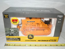John Deere 440 Crawler With Blade  By Ertl