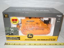 John Deere 440 Crawler With Blade  By Ertl
