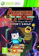 Adventure Time: Explore the Dungeon Because I DON'T KNOW! (Xbox 360) VideoGames
