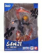 One Piece Zero Sanji Diable Jambe Premier S.H. Figuarts Figure BANDAI Tamashii
