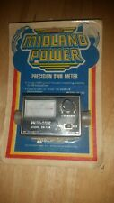 Midland Power Swr Meter Model 23-139 New Old Stock Original sealed package box