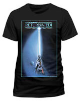 Star Wars 'Return Of The Jedi Poster' T-Shirt - NEW & OFFICIAL