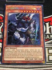 Yugioh German 1st Ed Secret Rare Darklord Nasten