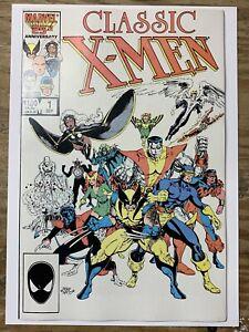 Classic X-Men #1/Marvel Comic Book/NM
