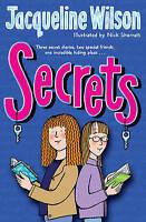 Secrets, Jacqueline Wilson, Very Good Book