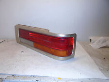 85 86 Nissan 200 SX Coupe Right Passenger Side Rear Tail Light OEM