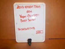 2013 Nissan Titan OEM Vapor Canister Boost Pressure Sensor 223651TV1B