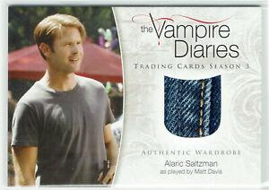 Vampire Diaries Season 3 Wardrobe M-07 Matt Davis as Alaric Saltzman VARIANT