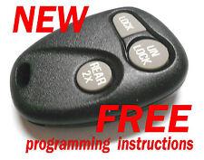 NEW GM GMC CHEVY KEYLESS REMOTE ENTRY FOB TRANSMITTER 16245100-29 16207901-5
