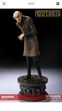 Nosferatu Sideshow Exclusive Statue