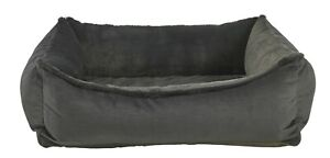 Bowsers Pet Oslo Ortho Bed Dream Fur Chenille Micro Jacquard