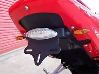 R&G Tail Tidy for Hyosung GT Models (with R&G LEG Micro Indicators included)
