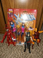 marvel legends lot Carnage Gambit Daredevil And Logan