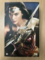 Hot Toys MMS 451 Justice League Wonder Woman Gal Gadot (Deluxe Version) USED