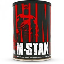 Universal Nutrition Animal M-STAK 21 Packs The non hormonal anabolic stack