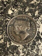 1899 Canada 5 Cents Lot#Q2029 Silver!