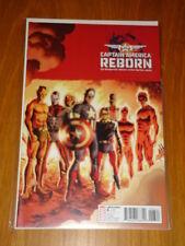 CAPTAIN AMERICA REBORN #3 VARIANT EDITION COVER MARVEL COMICS