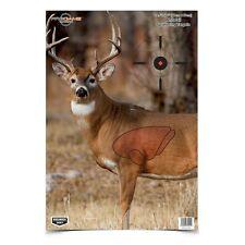 "Pregame Whitetail Deer Splattering Targets w/Vitals, Full Color 16.5"" x 24"""