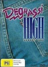 DEGRASSI HIGH: SEASON ONE [2 DVD SET] FIRST SERIES 1, SEALED BRAND NEW