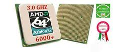 PROCESSORE SOCKET AM2/+  AMD ATHLON  DUAL CORE  64 X 2  6000   3,0 GHZ