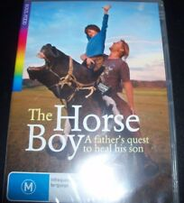The Horse Boy A Father's Quest To Heal His Son (Australia Region 4) DVD – New