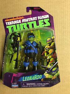 2012 Playmates NEW Teenage Mutant Ninja Turtles Stealth Tech Leonardo