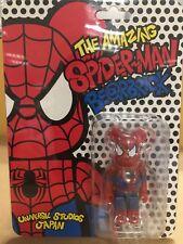 "Medicom Universal Studios Japan The Amazing ""Spiderman"" 100% Be@rbrick Cardboard"