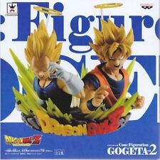DRAGON BALL Z COM: FIGURATION GOGETA VOL.2 GOKU/VEGETA FIGURE BANPRESTO 2017