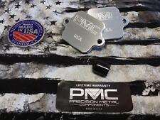 PMC USA  HONDA   BILLET ALUMINUM SMOG BLOCKOFF BLOCK OFF PLATES  RACING RACE MOD