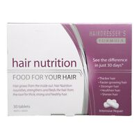 Hair Nutrition Womens Food For Your Hair 30 Tablets