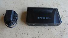 Dynex DX-EHB4 10BASE-T Ethernet Hub Four Ports Works Great
