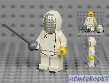 LEGO Series 13 - Fencer 71008 Minifigure Rapier Fencing Mask Collectible CMF