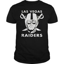 Las Vegas Raiders Graphic T-Shirt Vintage Gift For Men Women Funny Tee
