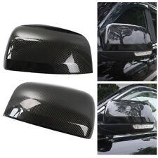 Spiegelkappe Gehäuse Kappe Außenspiegel Kohlefaser passt für Jeep Grand Cherokee