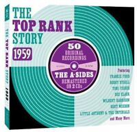 The Top Rank Story 1959 - 50 Original Recordings 2CD NEW/SEALED