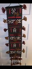 Mail Holder/Organizer Afghan Kilim, wall mounted