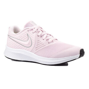 Nike Star Runner GS Sneaker Gr 36 AQ3542-601 Kinder Damen Turnschuhe Pink Silber