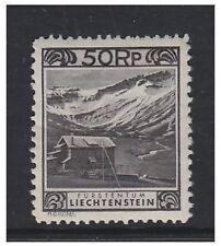 Liechtenstein - 1930, 50r Negro-Perf Sello de 11 1/2 X 10 1/2 - M/M-SG 104C