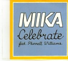 (DP403) Mika, Celebrate ft Pharrell Williams - 2012 DJ CD