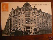 cpa 75 paris hotel lutetia